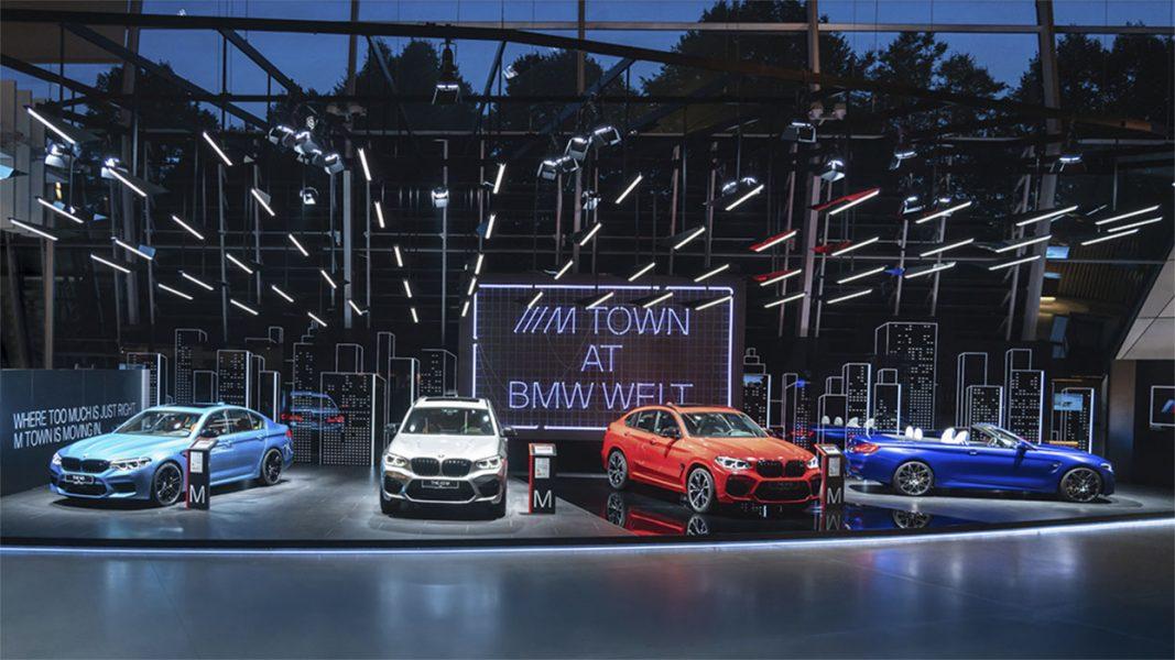 M Town – BMW Welt_01