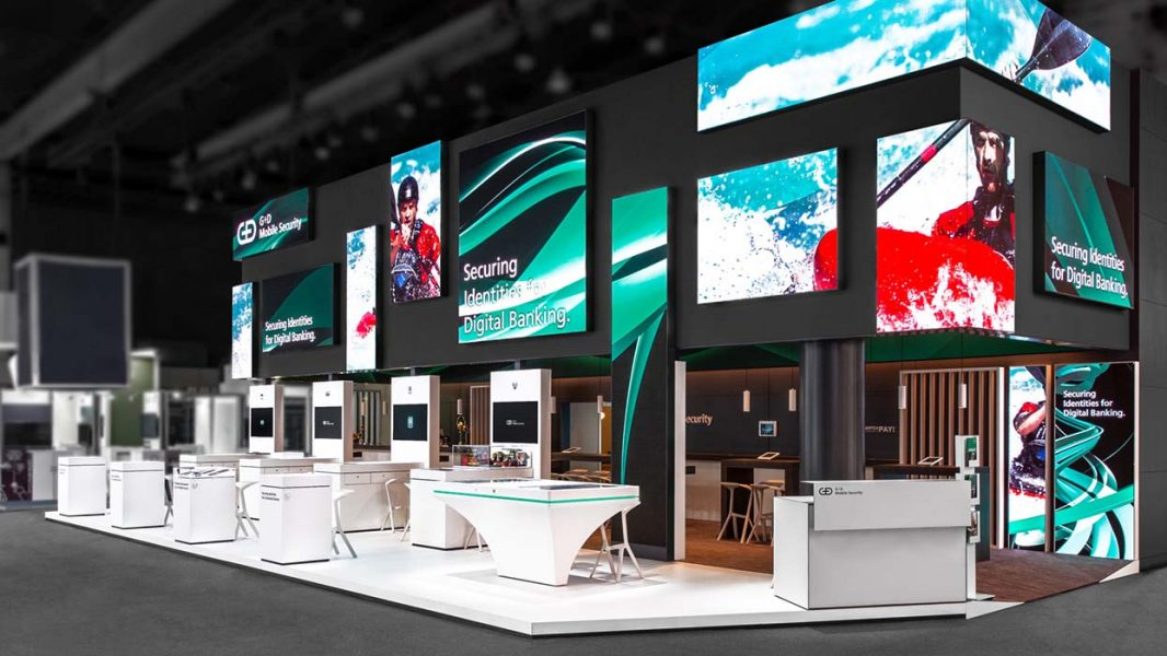 MWC-2019_ICT-AG_G+D-Mobile_Security_Messestand