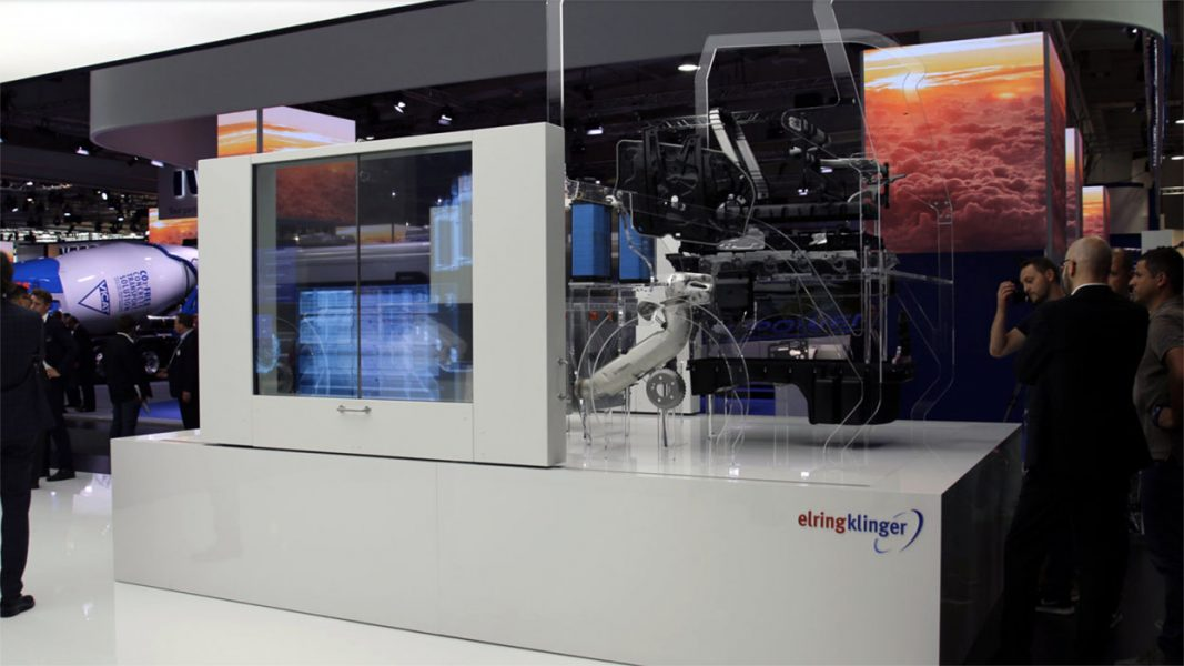 Messestand-ElringKlinger-IAA-Hannover